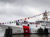 Coast Guard Cutter Nathan Bruckenthal Commissioned