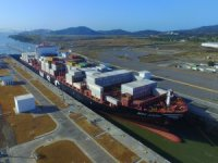 4,000th Neopanamax Transit Through Panama Canal