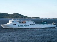 Baleària to convert five ferries to LNG fueling