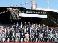 MOL Takes Delivery of LNG Schneeweisschen