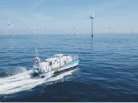 Sea Trials Underway for First Surface-Effect-Ship Daughter Craft