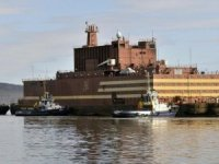 Russia Begins Fueling its Floating Nuclear Power Plant