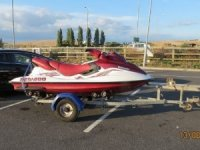 Human Smugglers Bought Jet Ski for Cross-Channel Trips