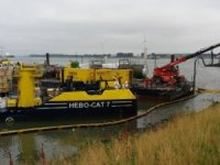 After Spill, Port of Rotterdam Replaces Miles of Shoreline