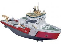 Davie awarded $610 million for AHTS-to-icebreaker conversions