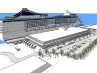 Second Cruise Terminal Underway at Port of Québec