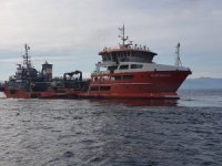 Wellboat with 100 Tons of Decayed Fish Seeks Port of Refuge