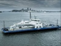 Davie delivers first LNG fueled ferry built in North America