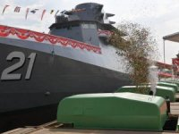 Singapore Navy Launches Seventh New Littoral Mission Vessel