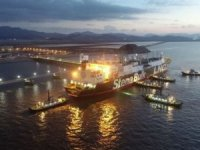 Cargo Delivered to China's First Privately-Owned LNG Terminal