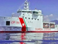 Italy Bars Own Coast Guard Ship from Port After Migrant Rescue