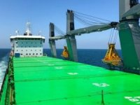 Over Fifty Percent Less CO2 from New Bulk Carrier
