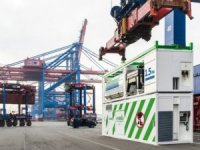 Hamburg Tests Mobile Shore Power System