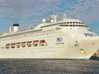 P&O Cruises to Replace Pacific Jewel