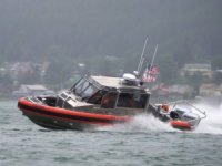 Coast Guard Receives New Response Boats in Alaska
