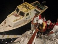Crew of Carnival Fascination Rescues Two Fishermen