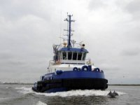Young Brothers Accepts Delivery of First of Four Ocean-Going Tugs