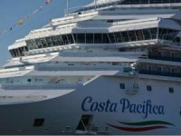 Port of Kiel, Costa Cruises Clebrate 40 Years of Partnership