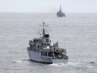 Royal Navy Tracks Russian Warships as Med Buildup Continues