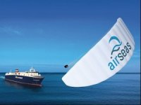 Airbus to equip its RO/RO ships with towing kites