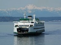 Washington State Ferries Looks to Go Greener