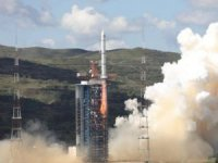 China Launches New Marine Satellite