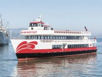 Red and White Fleet takes delivery of plug-in hybrid tour boat