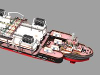 SENER-design LNG unit for Panfido