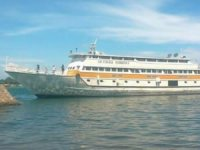 Ferry Burns and Sinks off Sulawesi