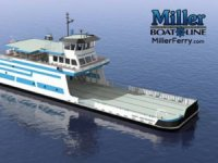 Miller Boat Line Orders New Ferry