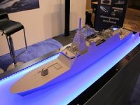 Mitsubishi Presents A Future Multi-Mission Frigate