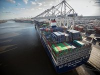 New Annual Tonnage Record Shattered In Panama Canal