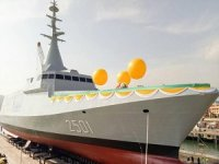 Malaysia Builds Its Fourth Littoral Combat Ship