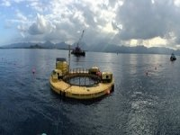 NAVFAC EXWC Supports Testing of Wave Energy Converter