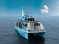 Construction Begins for First Zero Emission Ferry