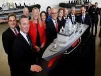 Australia, BAE Ink Contract for 26 Billion Dollar Frigate Program