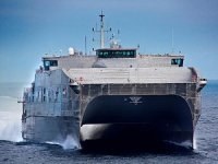 U.S. Navy Commissions USNS Puerto Rico