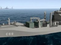Netherlands Navy to Deliver New Combat Support Ship