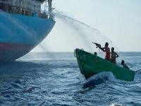 Pirates Attack LNG Tanker off Nigeria