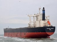 Bulk Carrier in Distress Off Newfoundland