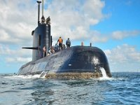 Argentine Submarine Discovered One Year After Disappearance