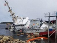 Foul Play Suspected in Canadian Coast Guard Shipyard Incident