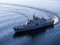 USS Sioux City First US Navy Ship to Enter Service at US Naval Academy