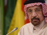 Saudi wealth fund governor appointed Aramco chair