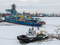 Atomflot Inks Contract for Another Two Nuclear-Powered Icebreakers