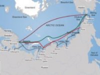 China to launch communication test in Northern Sea Route