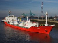 Epic Gas Refinances Two LPG Tankers