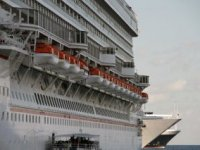 Vision of the Seas Crewmember Dies after Falling Overboard in Italy