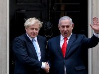 UK, Israeli premiers meet, discuss Iran nuclear crisis