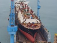 Hyundai Heavy Splashes Flex LNG's New Vessel